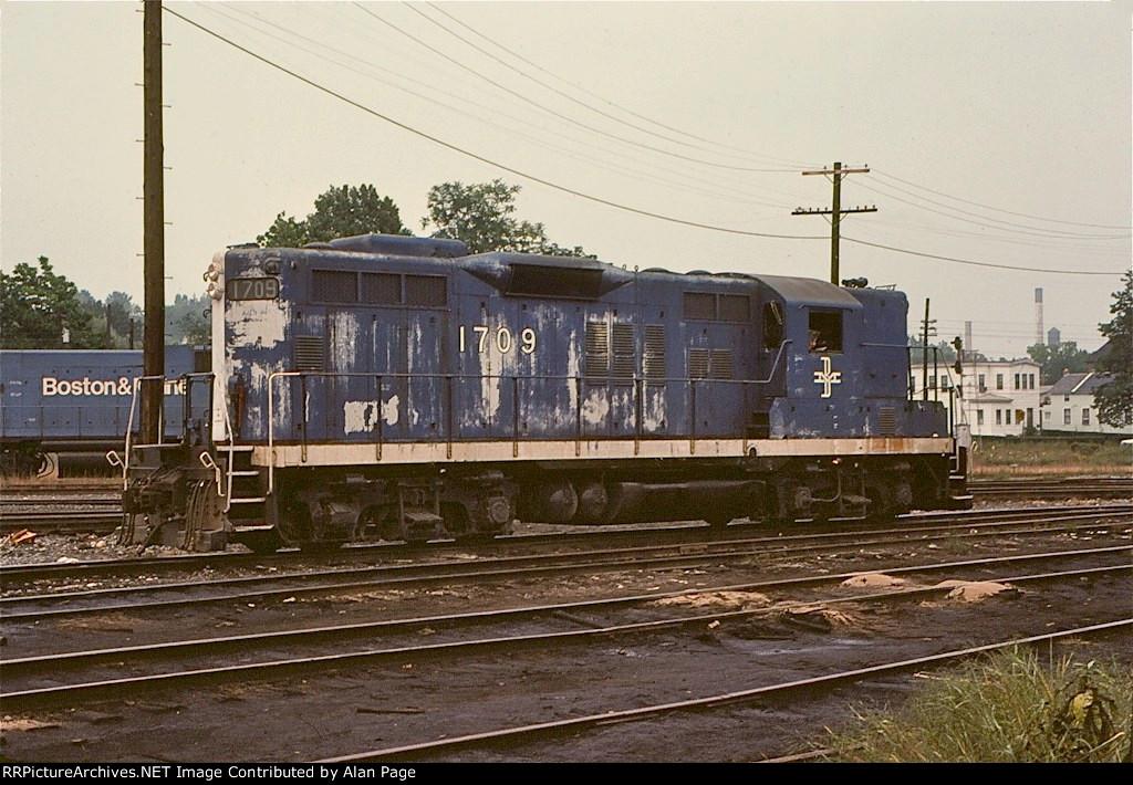 B&M GP9 1709