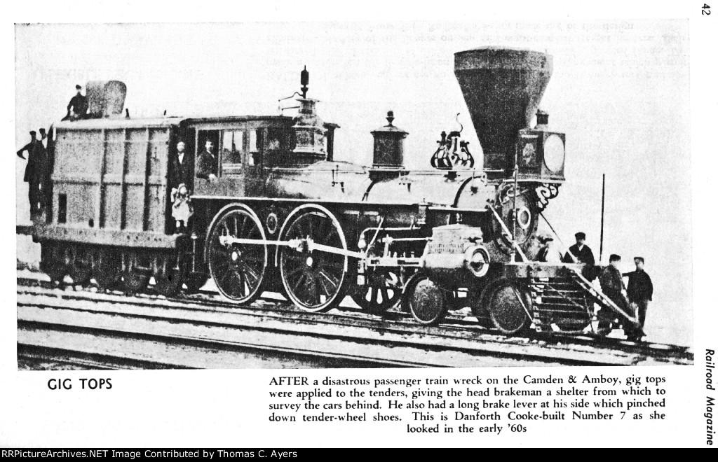 """Railroad"" Centennial Album, Plate #33, 1946"