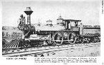"""Railroad"" Centennial Album, Plate #34, 1946"