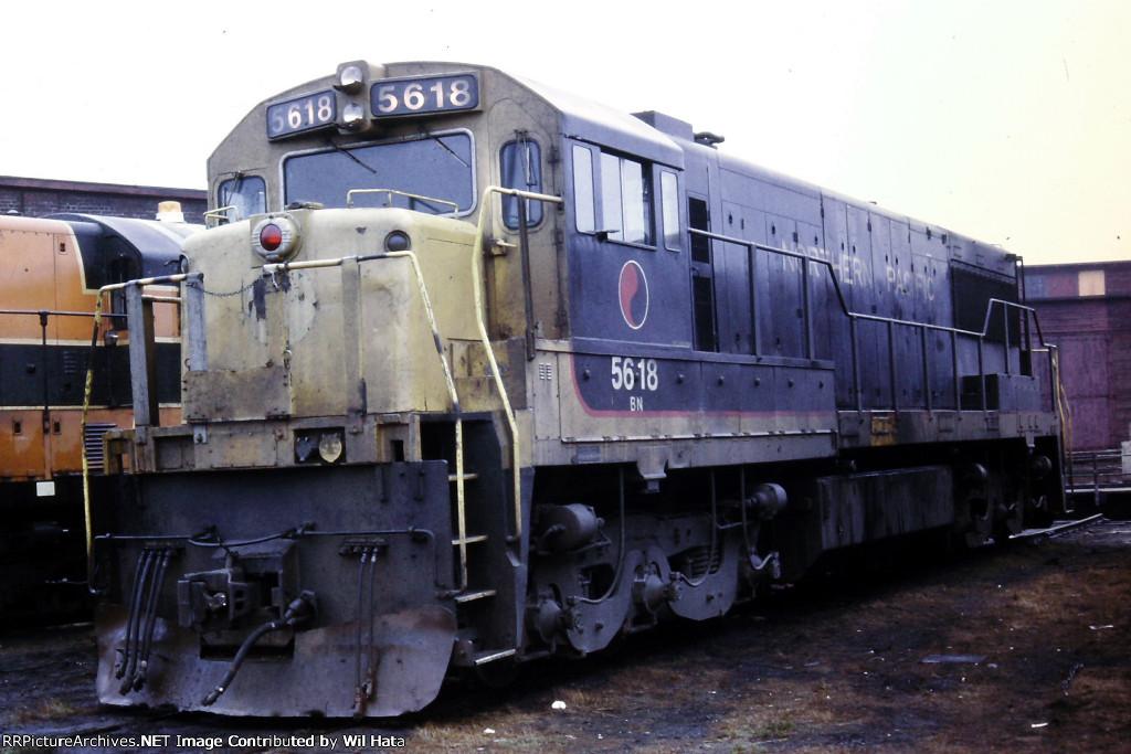 BN U25C 5618