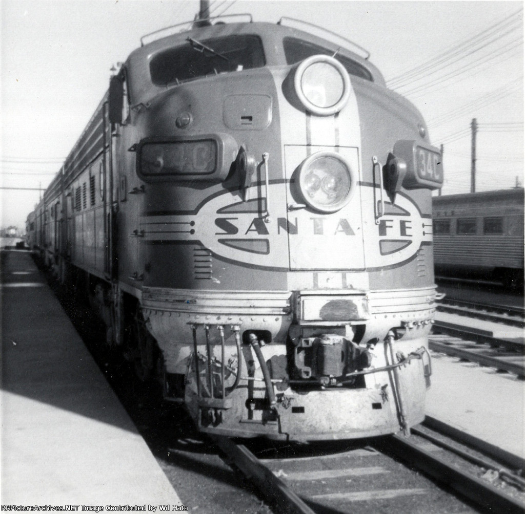 ATSF F3A 34C