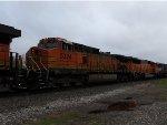 BNSF C44-9W 5324