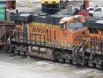 BNSF ES44DC 7909
