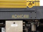 BNSF AC44C4M 609