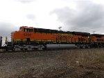BNSF ES44C4 4206