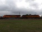 BNSF ES44C4 4206 & BNSF AC44C4M 609