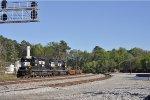 NS 3285 On NS 92 G Northbound