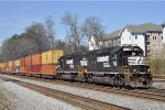 NWS 7139 On NS 95 G Southbound