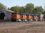 BNSF 7621