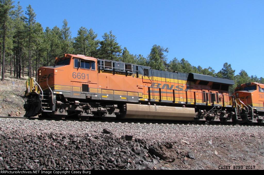 BNSF 6691