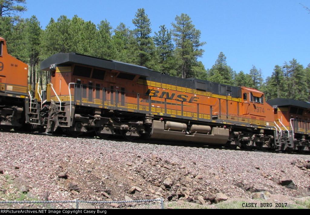 BNSF 7974