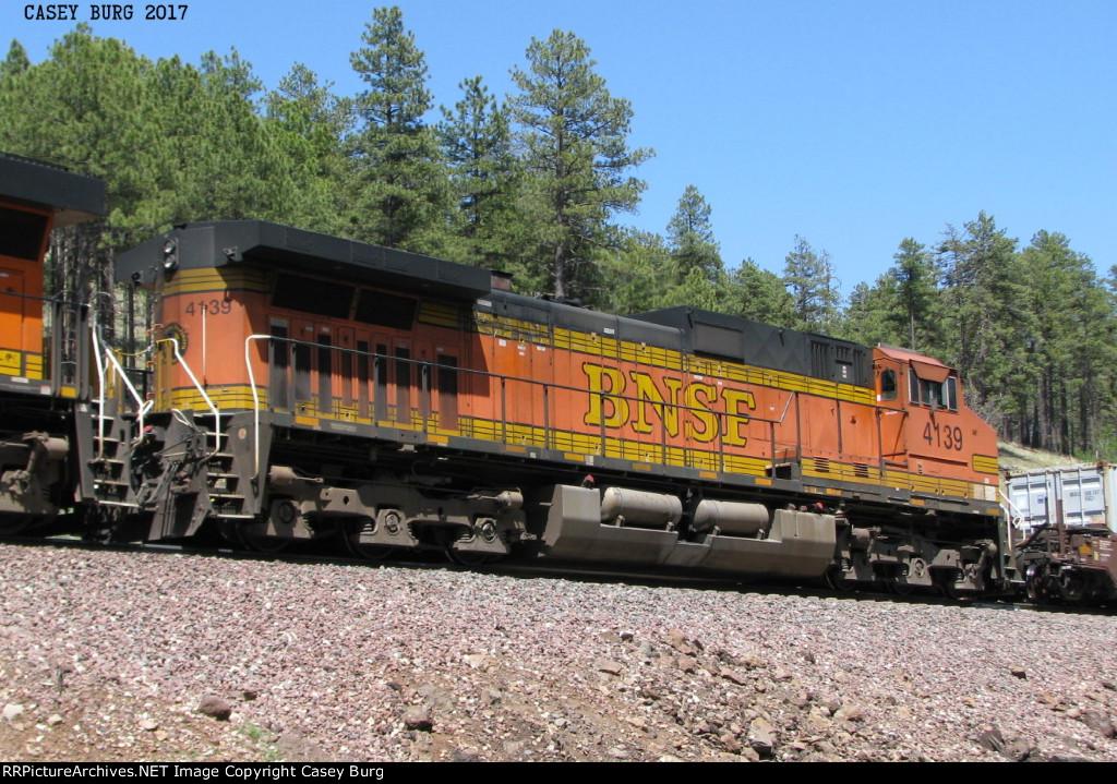 BNSF 4139