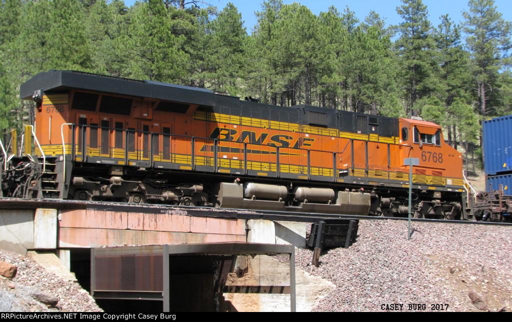 BNSF 6768