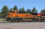 BNSF 6677