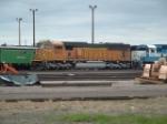 BNSF 9912 SD70MAC