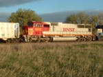 BNSF 8282 SD75I