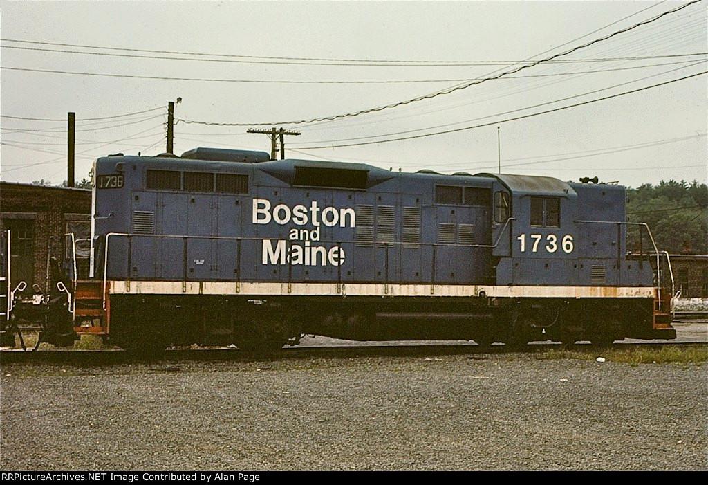 B&M GP9 1736
