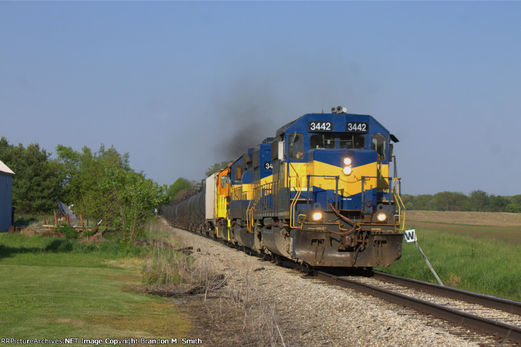 TPW 3442 West