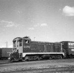 Santa Fe switcher November 1968