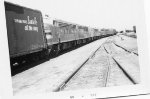 Eastbound Santa Fe freight July 1969.