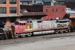 BNSF C44-9W 687