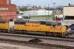 Union Pacific SD60 2215