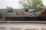 KCS GP38-2 2022