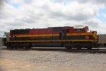 KCS SD70MAC 3966