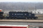 Pan Am SD40-2 3404