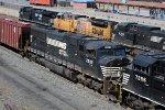 NS SD70M 2582