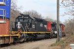 Illinois Central SD40-3 6250