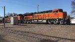 BNSF 6626