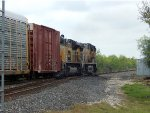 UP 6609 South