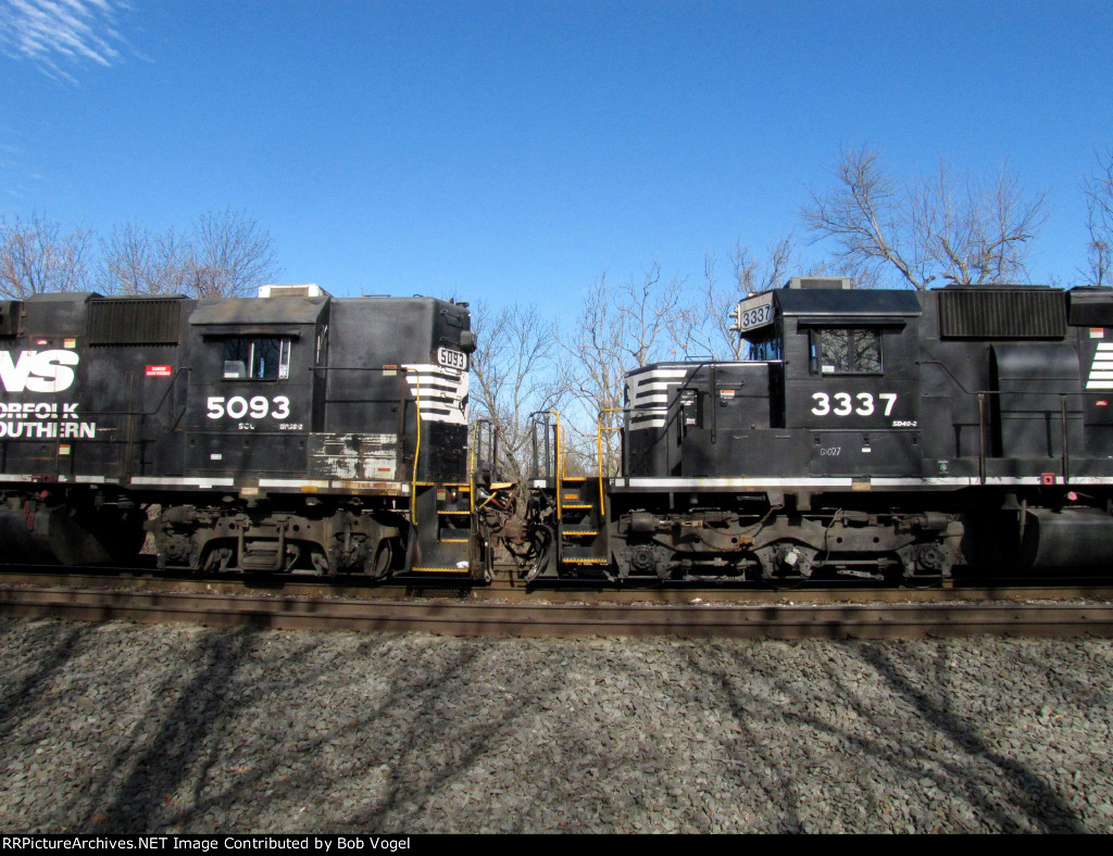 NS 5093 and 3337