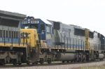 CSX 8601 In The Middle