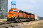 BNSF 4211 and 3901