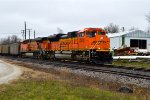 BNSF 8478 and 5919