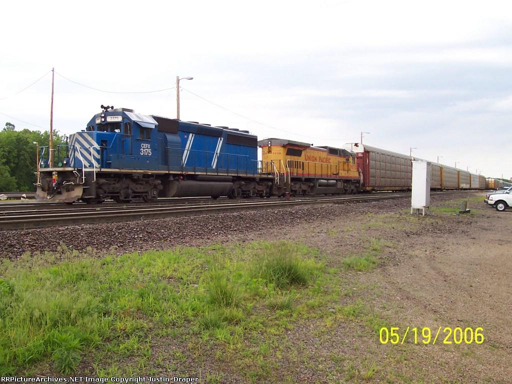 CEFX 3175 & UP 9070