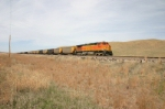BNSF 4861 on ComEd loads