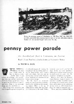 """Pennsy Power Parade,"" Page 11, 1954"