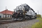 NS 3508 sitting at Cleveland, TN
