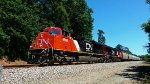 CN Railway on the Norfolk Southern