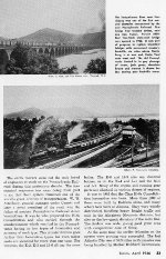"""""""Trains"""" Centennial Issue, Page 33, 1946"""