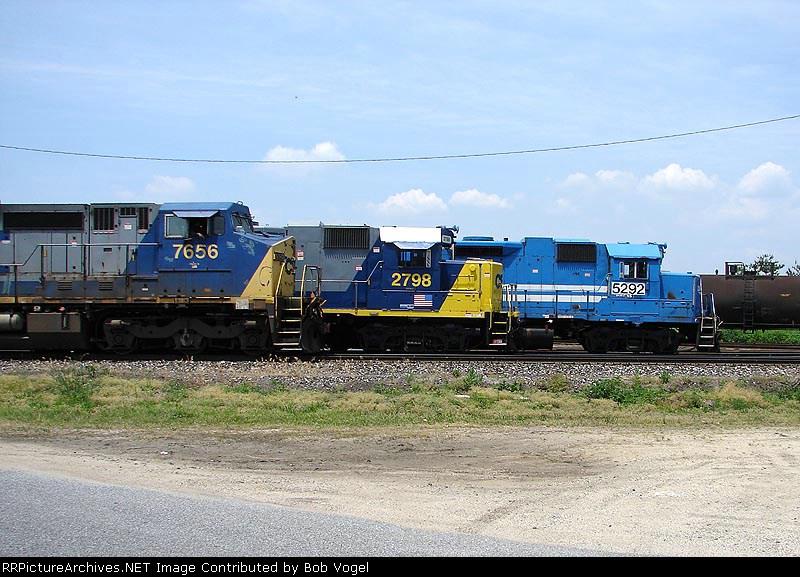 CSX 7656