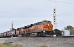 BNSF 6801 Through Orchard