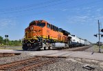 BNSF 3962 & The Texas Chief