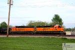 BNSF 2940 & 2257