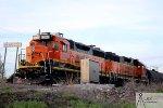 BNSF 2940 & 2257 at Havelock