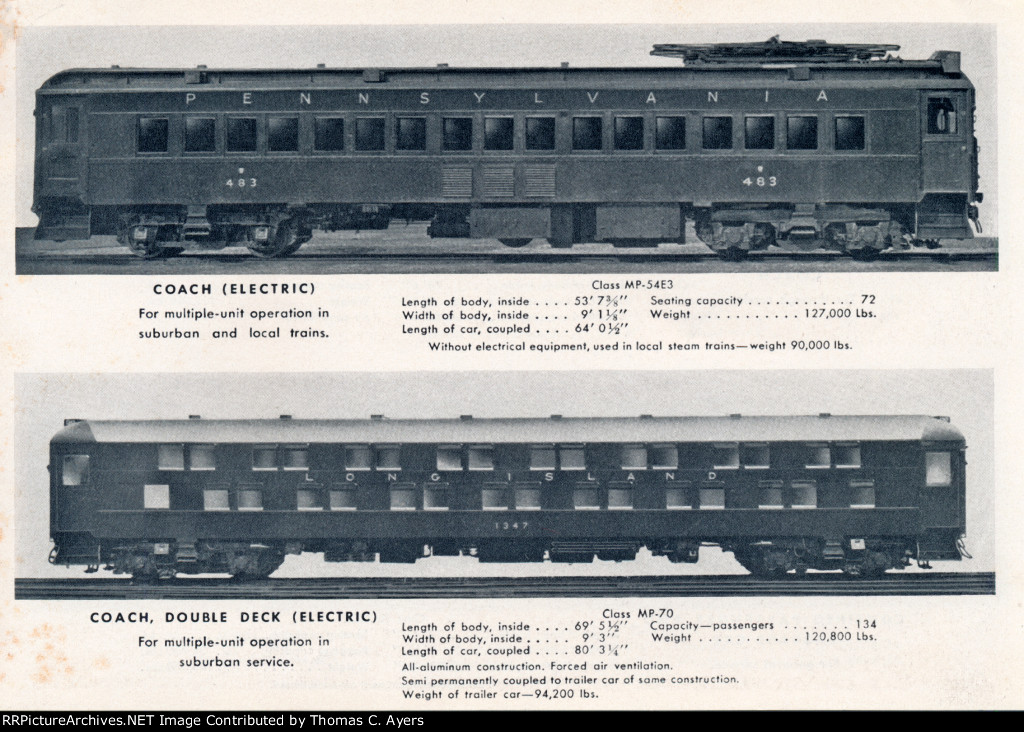 """Modern Locomotives and Cars 1939,"" Page 16"