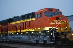 BNSF 3732 is the #3 unit on the SLAJ-LPC with Her Brand New Sister ET44C4'S BNSF 3739 and BNSF 3740 ahead of Her.